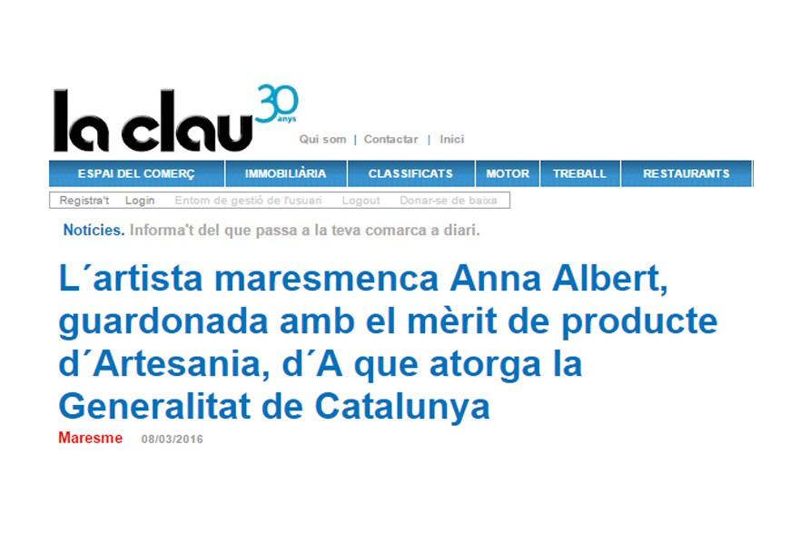 Article de La Clau