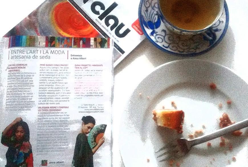 Entrevista a la Revista La Clau