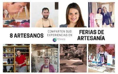 EXPERIENCIAS DE ARTESANOS