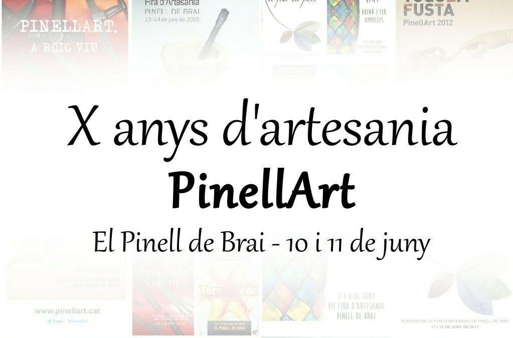 X FIRA D'ARTESANS PINELLART