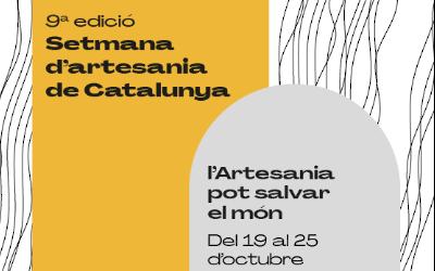 9ª SETMANA D'ARTESANIA DE CATALUNYA